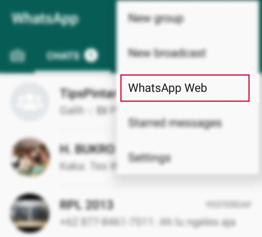 Cara Menyadap WhatsApp Seseorang Tanpa Ketahuan 12