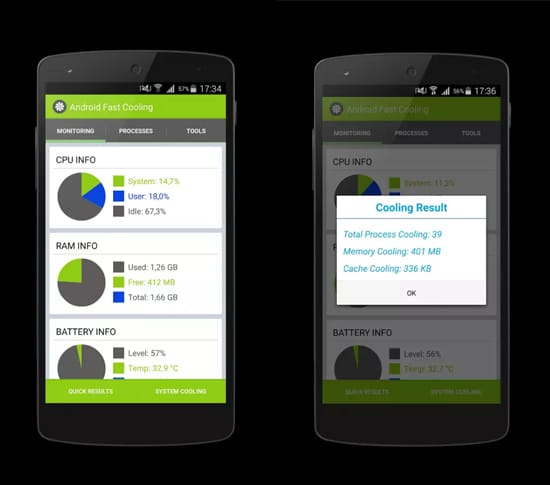 10 Aplikasi Pendingin Suhu Android Terbaik 2018 16