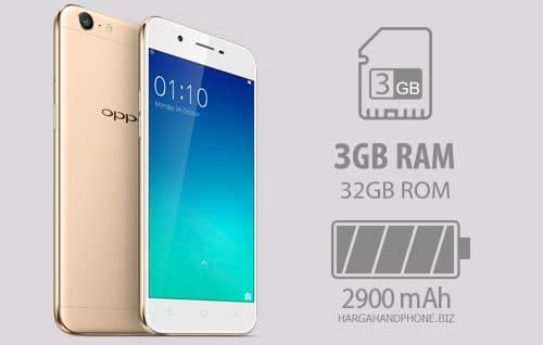 10 Smartphone RAM 3GB di Bawah 3 Jutaan Terbaik 12