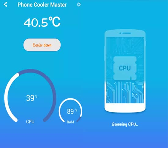 10 Aplikasi Pendingin Suhu Android Terbaik 2018 17