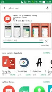 Cara Balas Pesan dari Banyak Aplikasi Chat Android 10