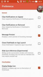 Cara Balas Pesan dari Banyak Aplikasi Chat Android 13
