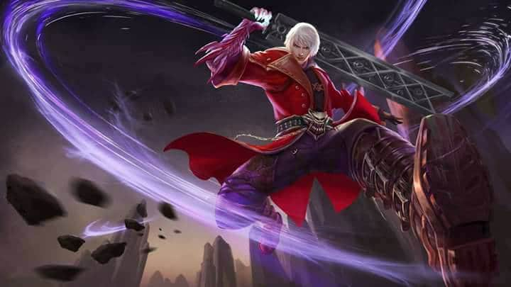 Alucard - Yun Zahao Mobile Legends, Moskov Mobile Legends, Mobile Legends, Miya Mobile Legends, Layla Mobile Legends, Karina Mobile Legends, Freaya Mobile Legends, Fanny Mobile Legends, Eudora Mobile Legends, cyclops Mobile Legends, Alucard Mobile Legends - 10 Hero Mobile Legends yang Paling Sering Menang