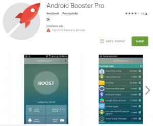 10 Aplikasi Terbaik Untuk Mempercepat Performa Android 8
