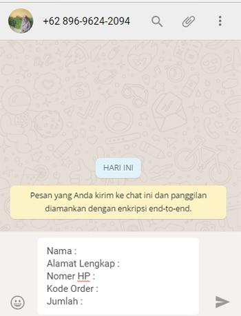 Cara Membuat Tombol Chat WhatsApp (Untuk Pemilik Toko Online) 9