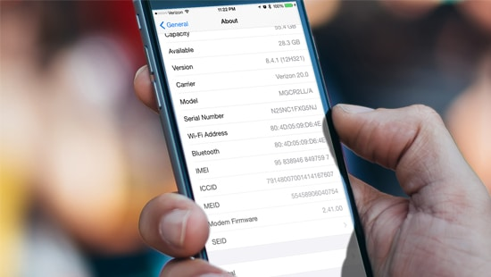 12 Tips Membedakan iPhone Asli dan iPhone Palsu 8