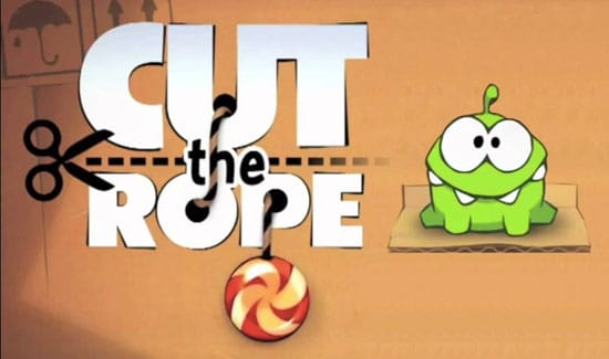 Cut The Rope - super why, Games untuk anak anak, Games Seru, Games iPhone, Games, fireflies, angry bird - 10 Games iPhone Paling Seru untuk Anak-anak