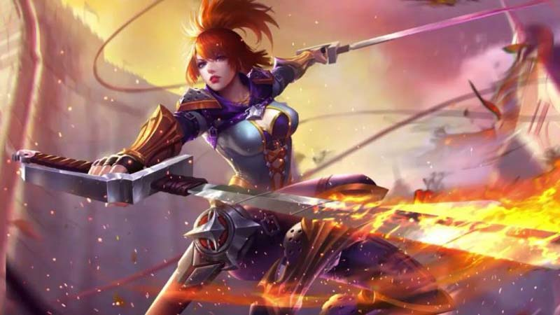 Fanny - Yun Zahao Mobile Legends, Moskov Mobile Legends, Mobile Legends, Miya Mobile Legends, Layla Mobile Legends, Karina Mobile Legends, Freaya Mobile Legends, Fanny Mobile Legends, Eudora Mobile Legends, cyclops Mobile Legends, Alucard Mobile Legends - 10 Hero Mobile Legends yang Paling Sering Menang