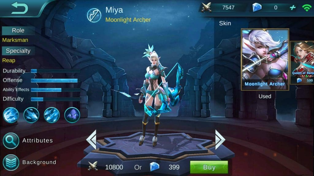 10 Hero Mobile Legends yang Paling Sering Menang 70