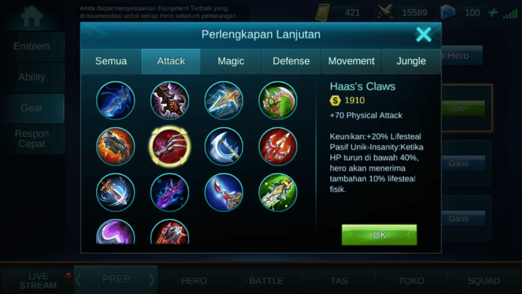 Screenshot 20170612 160847 - Yun Zahao Mobile Legends, Moskov Mobile Legends, Mobile Legends, Miya Mobile Legends, Layla Mobile Legends, Karina Mobile Legends, Freaya Mobile Legends, Fanny Mobile Legends, Eudora Mobile Legends, cyclops Mobile Legends, Alucard Mobile Legends - 10 Hero Mobile Legends yang Paling Sering Menang