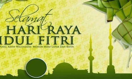 Kumpulan Ucapan Selamat Idul Fitri 1438 H 7