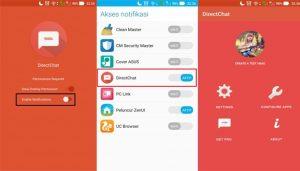 Cara Balas Pesan dari Banyak Aplikasi Chat Android 11
