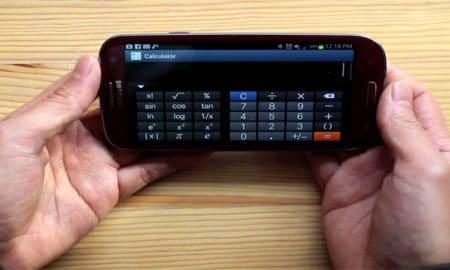 Cara Menyembunyikan File di Dalam Kalkulator Smartphone 13