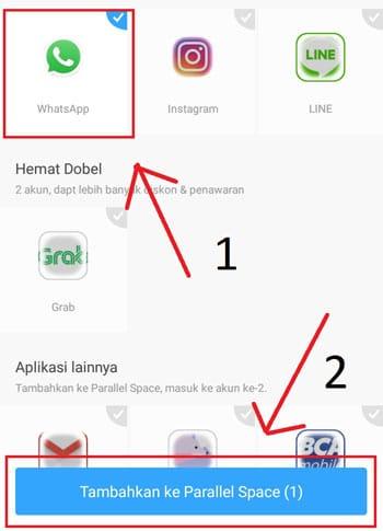 Cara Menggunakan 2 Akun WhatsApp dalam 1 Smartphone 9