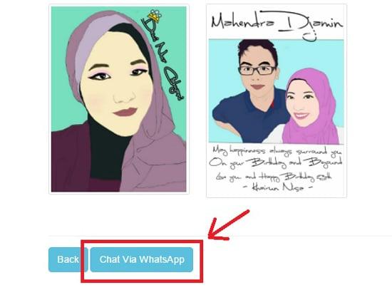 Cara Membuat Tombol Chat WhatsApp (Untuk Pemilik Toko Online) 7