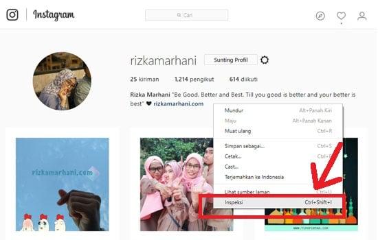 Cara Mendapatkan Status Verified di Instagram