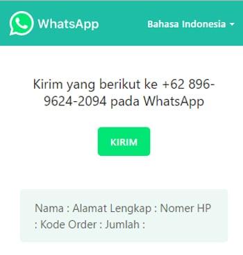 Cara Membuat Tombol Chat WhatsApp (Untuk Pemilik Toko Online) 8