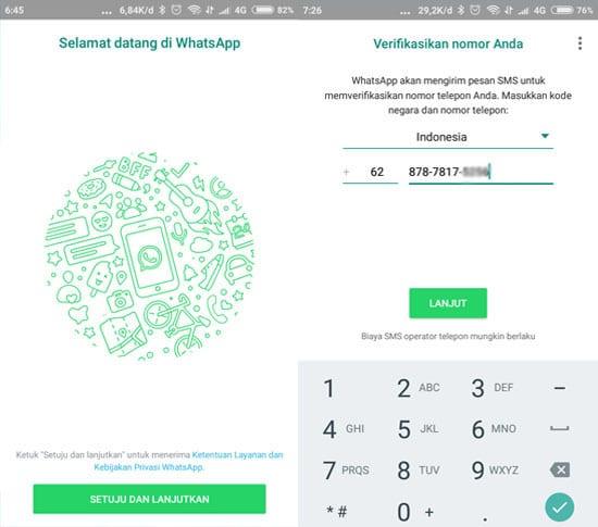 Cara Menggunakan 2 Akun WhatsApp dalam 1 Smartphone 11