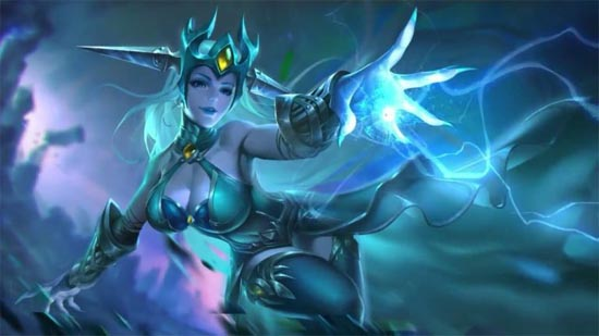 Eudora - yun zhao attack damage, Yun Zhao, Yun Zahao Mobile Legends, Mobile Legends, item build yun zhao, Item Build, featured - Tips Menggunakan Zilong di Mobile Legends + Build Item Terbaik