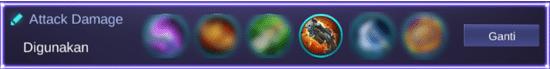 Malefic Roar 1 - Tips menggunakan saber, saber mobile legends, Mobile Legends, item build saber, cara menggunakan saber, cara mengalahkan saber, build item saber, build item - Tips Menggunakan Saber di Mobile Legends + Build Item Terbaik
