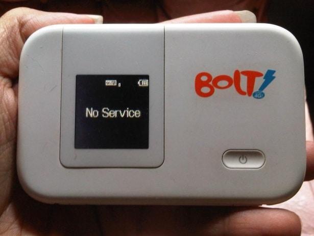 No Service - Update Software Bolt, No Service, Bolt No Service, Bolt - Cara Mengatasi Modem Bolt yang No Service