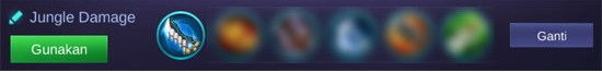 Raptor Machete - Zilong, Nana, Moskov, Mobile Legends, Layla, Kelemahan Layla, Jungle Damage, Hilda, Hero Mobile Legends, Eudora, Burst Damage, Attack Damage - Tips Menggunakan Layla di Mobile Legends + Build Item Terbaik