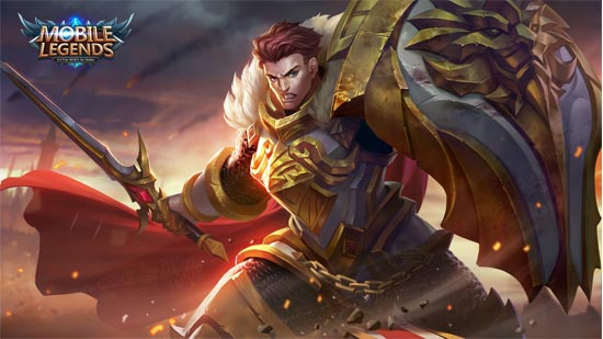 Tigreal - yun zhao attack damage, Yun Zhao, Yun Zahao Mobile Legends, Mobile Legends, item build yun zhao, Item Build, featured - Tips Menggunakan Zilong di Mobile Legends + Build Item Terbaik