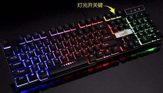 10 Keyboard Gaming Terbaik Harga di Bawah 100 Ribuan 17