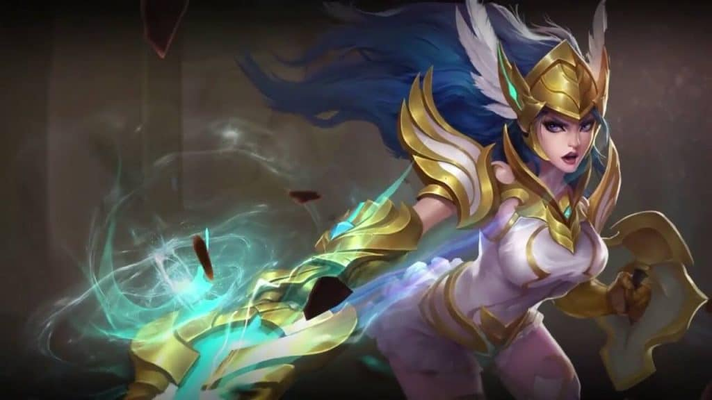 mobile legends freya - yun zhao attack damage, Yun Zhao, Yun Zahao Mobile Legends, Mobile Legends, item build yun zhao, Item Build, featured - Tips Menggunakan Zilong di Mobile Legends + Build Item Terbaik