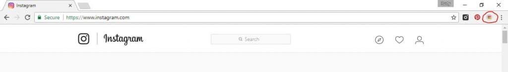 Cara Melihat Instastory (Snapgram) Melalui Google Chrome 11