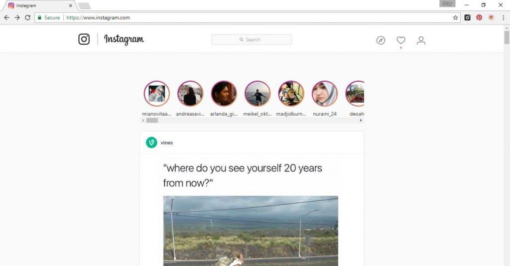 Cara Melihat Instastory (Snapgram) Melalui Google Chrome 12