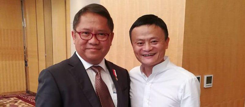 Resmi! Jack Ma Jadi Penasihat E-Commerce Indonesia 9