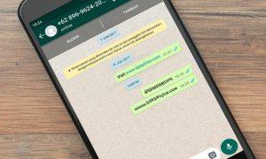 Cara Membuat Font Unik di WhatsApp