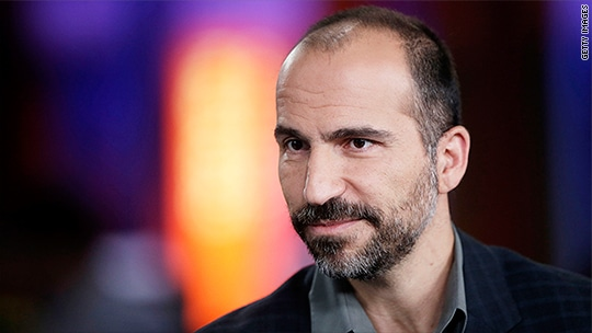 Kehebatan Pemimpin Iran yang Mau Pimpin Uber 6