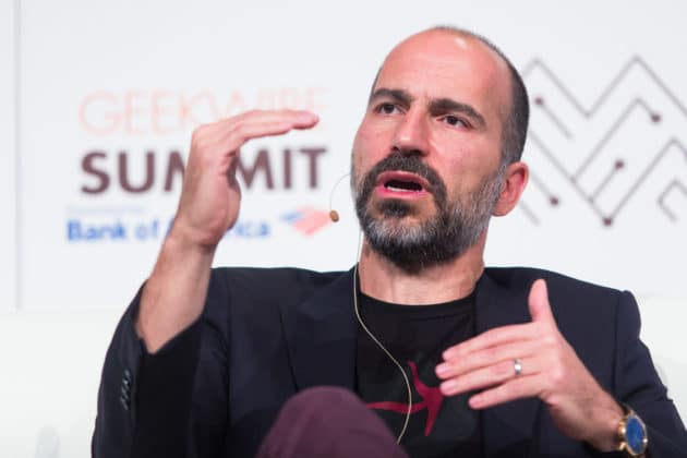 Mantan Bos Expedia Jadi CEO Uber yang Baru 5