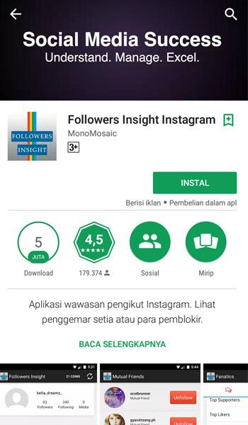Cara Mengetahui Followers Instagram yang Sudah Tidak Aktif 11
