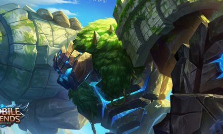 Grock Hero Mobile Legends 450x270 - Mobile Legends, Grock Mobile Legends, Cara Mengalahkan Grock Mobile Legends, Build Item Mobile Legends, Build Item Grock - Tips Menggunakan Grock di Mobile Legends + Build Item Terbaik