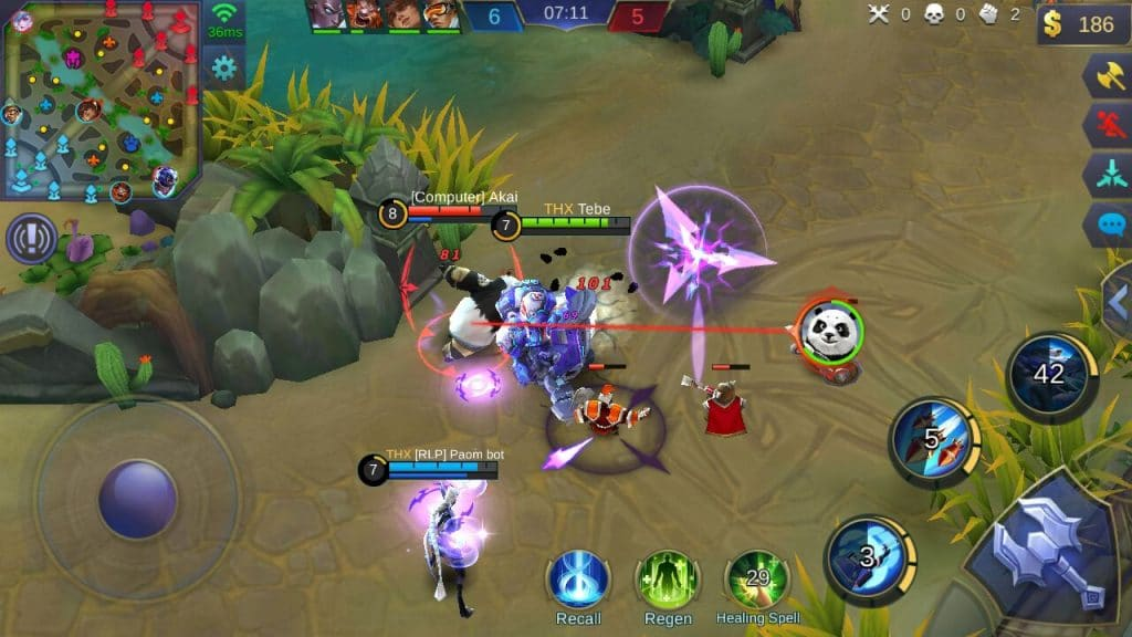 10 Hero Combo Terbaik di Mobile Legends 10
