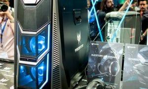 Wow, Acer Predator Orion 9000 Berotak Core i9 20