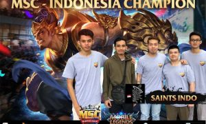 Saints Indo 300x180 - Saints Indo, Mobile Legends, Juara 1 Mobile Legends, Futured, featured, Build Item Saints Indo, build item - Build Item yang Digunakan Saints Indo Juara 1 Mobile Legends Indonesia