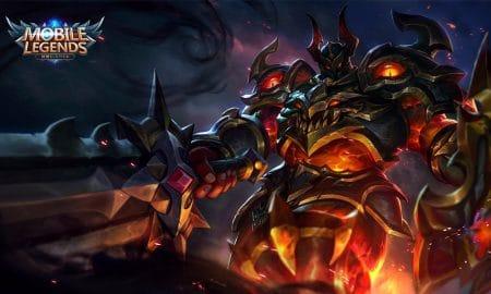 Tigreal - Hero Mobile Legends