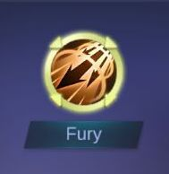Fury - Spell Mobile Legends