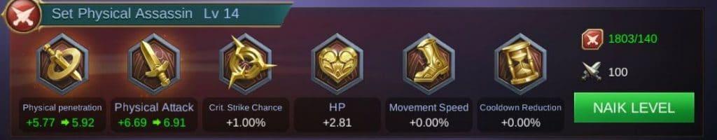 Build Saber Mobile Legends, Set Emblem dan Guide Terbaiknya 4