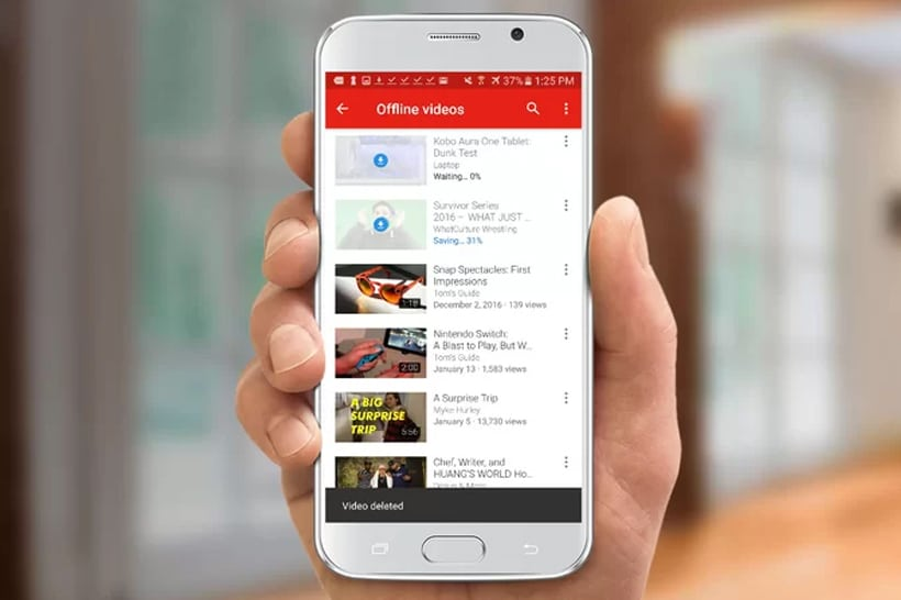 Cara Cepat Download Video YouTube di Android 5