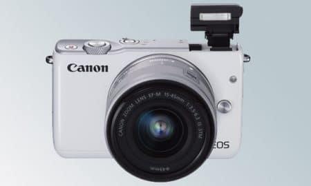 Inilah Kelebihan Kamera Canon EOS M100 yang Akan Segera Rilis 26