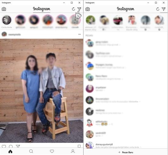 Cara Kirim DM Instagram di PC (Cara Termudah Sejauh Ini) 15