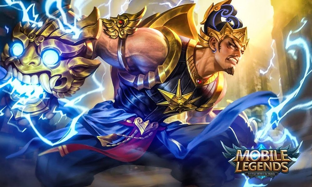 Build Gatotkaca Paling Kuat: Pakai Build Top Global 6
