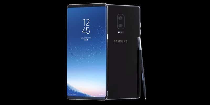 Samsung Bikin Galaxy Note 8 Limited Edition, Harganya ? 7