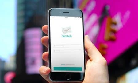 sarahah FI 450x270 - Tech News, sarahah, Aplikasi Sarahah, aplikasi android - Aplikasi Sarahah Diam-Diam Curi Data Kontak Pengguna