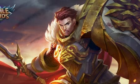 tigreal ml 450x270 - Tips Menggunakan Tigreal Mobile Legends, Tigreal Mobile Legends, Tank Damage, Mobile Legends, Kelemahan Tigreal, Item Build Tigreal, Item Build Terbaik Tigreal, Hero Tigreal, Hero Mobile Legends, Build Item Mobile Legends, Attack Damage - Tips Menggunakan Tigreal di Mobile Legends + Build Item Terbaik